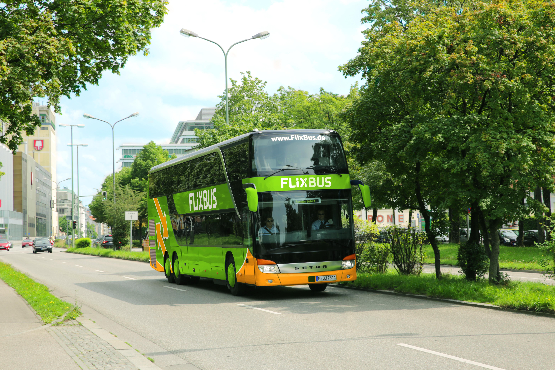FlixBus weer de weg op in Duitsland