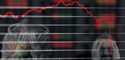Duitse economie in recessie beland