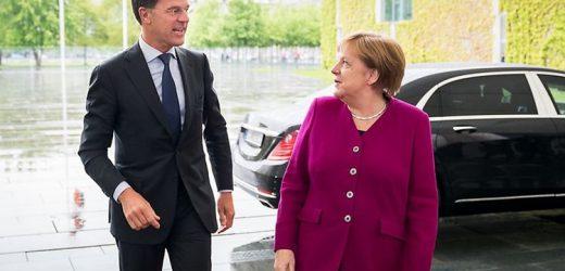 Blog: Wie Worte wirken – Merkels und Ruttes Krisenkommunikation