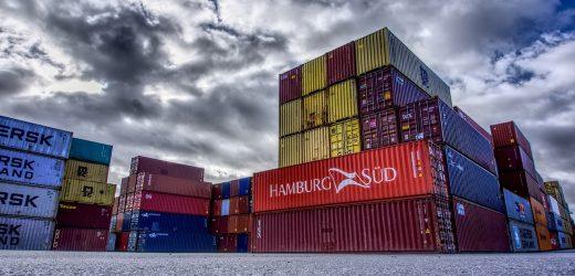 Minder handel tussen Nederland en Duitsland door coronacrisis