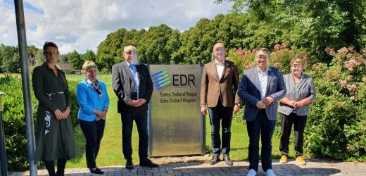 Duitse politici brengen bezoek aan grensoverschrijdend project