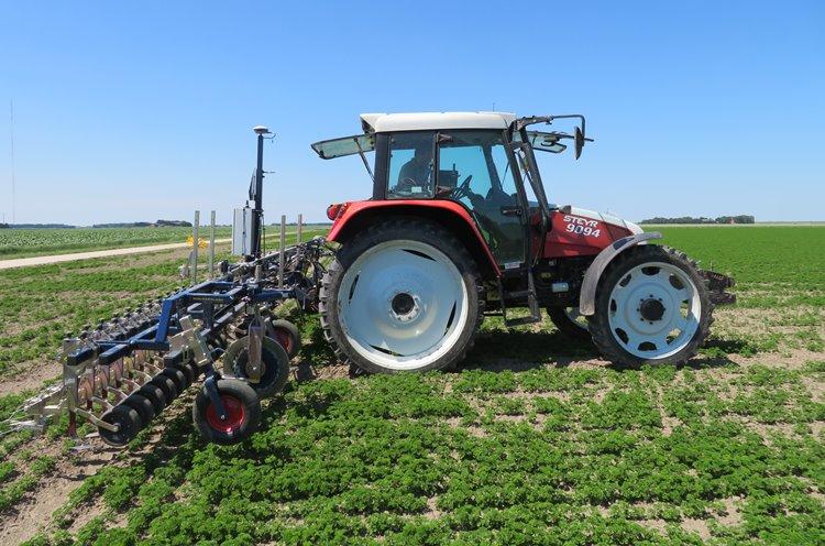 INTERREG unterstützt die Landwirtschaft
