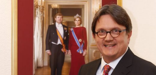 Verlängerung der Amtsperiode von Honorarkonsul Heinzel