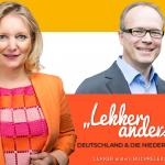 """Podcast """"LEKKER anders"""": Buchrelease mit Autorin und Verleger"""