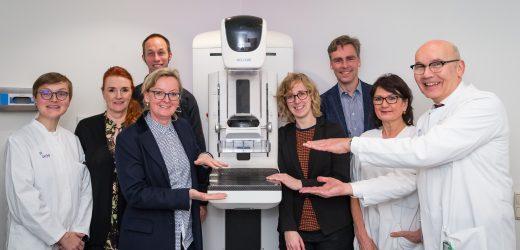 Niederländische und deutsche Partner gemeinsam stark im Kampf gegen Brustkrebs