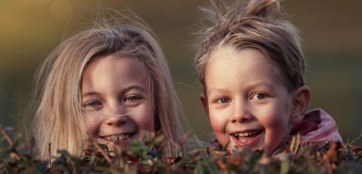 Niederländische Kinder sind glücklicher