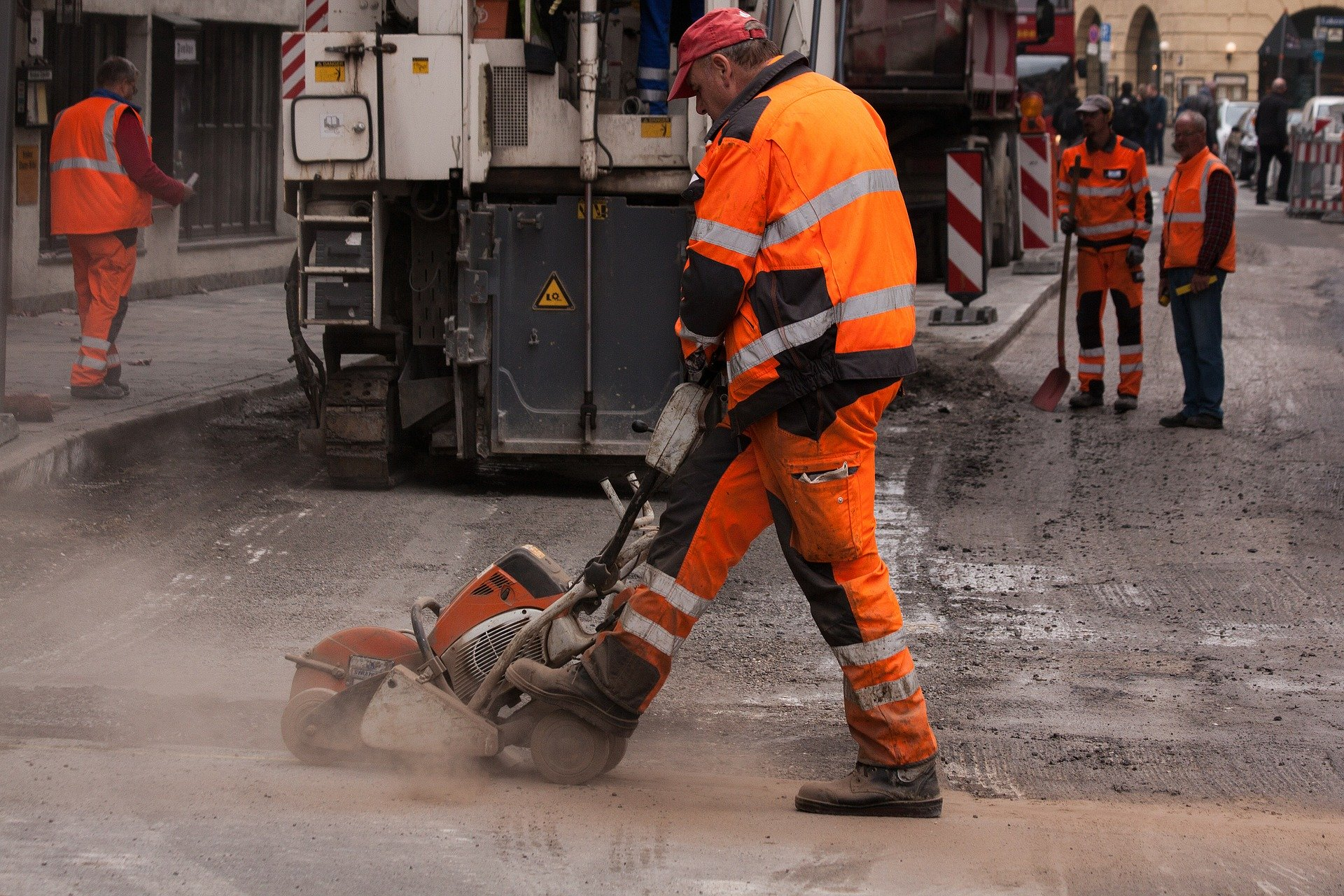 Bessere Bedingungen für entsandte Arbeitnehmer in den Niederlanden