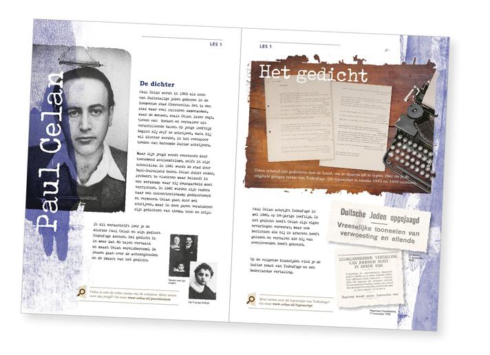 Beroemd Duits Holocaustgedicht 'Todesfuge' onder aandacht van Nederlandse scholieren