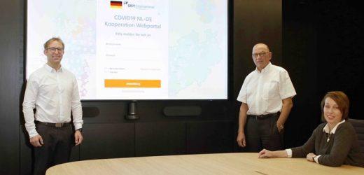 NRW nimmt niederländische Covid-19-Patienten auf