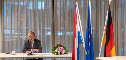 Nieuwe voorzitter en nieuwe strategie voor Euregio Rijn-Waal