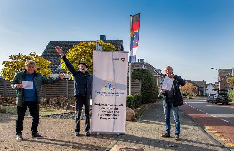 Bürgerinitiative Dinxperwick vom Land NRW ausgezeichnet