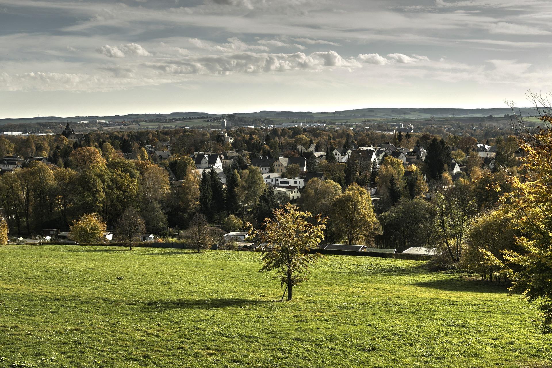 Chemnitz voorgedragen als culturele hoofdstad van Europa in 2025