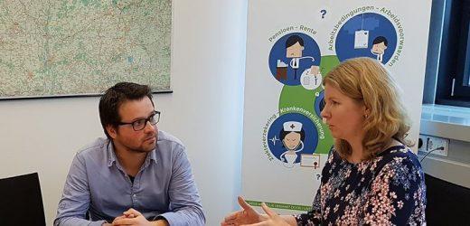 Niedersachsen sichert Fortbestand der GrenzInfoPunkte zu