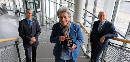 Niederländischer Verdienstorden für Christiane Brokmann-Nooren