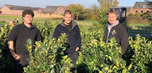 Agropole fördert deutsch-niederländische Innovationen im Agrobusiness