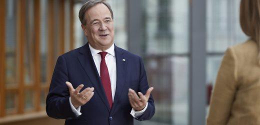 Armin Laschet verkozen tot nieuwe CDU-voorzitter