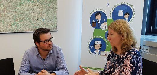 GrensInfoPunt Eems Dollard Regio organiseert telefonische spreekdag voor grenspendelaars