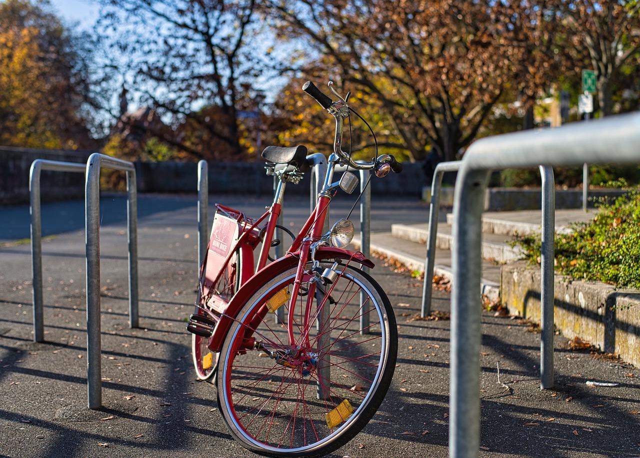 Münster vervangt parkeerplaatsen door fietsenrekken