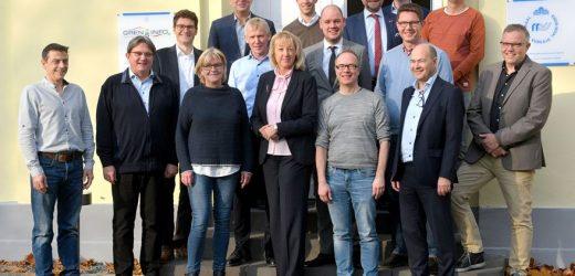 Online-Meeting zur Zukunft des grenzübergreifenden Arbeitsmarktes