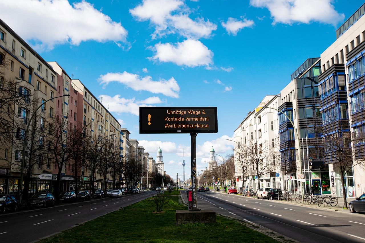 Duitsland voert landelijke noodrem in