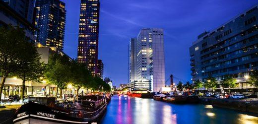 Rotterdam macht sich bereit: Eurovision Song Contest startet bald
