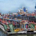 thyssenkrupp Steel und HKM prüfen den Wasserstoffimport über den Hafen Rotterdam (Symbolbild).