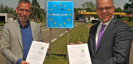Grenzüberschreitende Buslinie verbindet Bocholt und Aalten
