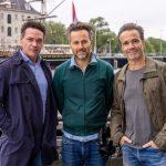 Der Amsterdam-Krimi Teamfoto