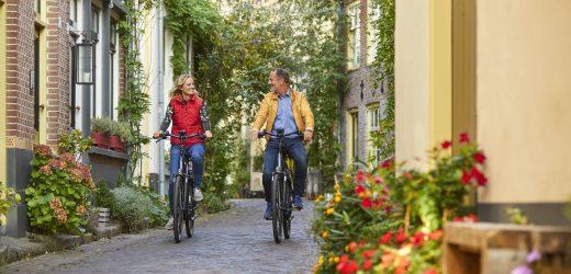 Nieuwe grensoverschrijdende fietsroute langs Nederlandse en Duitse Hanzesteden