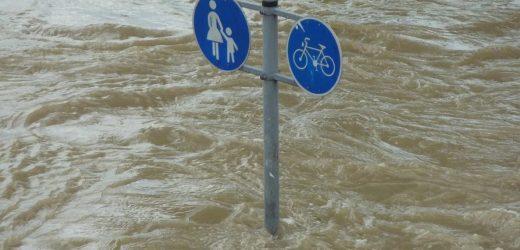 Duitse hulp bij Limburgse overstromingen