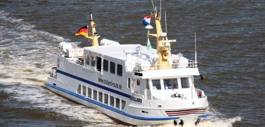 Fährverbindung Ditzum-Emden-Delfzijl startet
