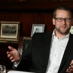 Patrick Szillat, Manager Postgraduate Programmes bei der Fontys Venlo