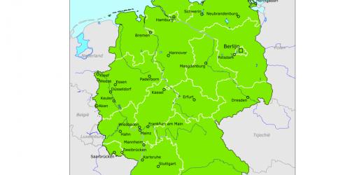 Duitsland krijgt groen reisadvies