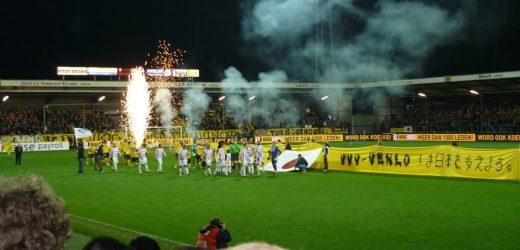 Fußballclub VVV Venlo trägt zur Völkerverständigung bei