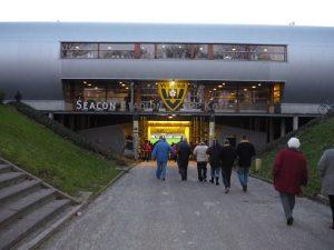 Das Stadion der VVV Venlo