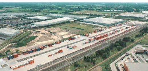 Mehr Güterzüge zwischen Rotterdam und Italien