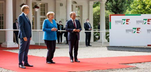 Noordrijn-Westfalen bestaat 75 jaar