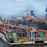 Grenzüberschreitende Kooperation Hafen Rotterdam