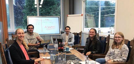 Agropole: Grenzüberschreitende Innovation für Reitpferde