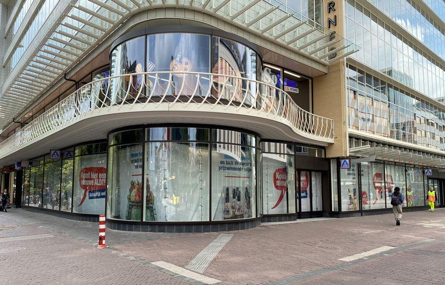 Aldi testet kassenlosen Markt in Utrecht