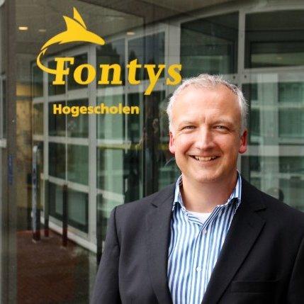 Dr. Thomas Merz, Direktor der Fontys International Business School