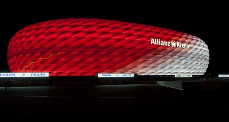 Philips Verzorgt Nieuwe Ledverlichting Voor Stadion Bayern M U00fcnchen