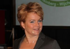 Kommunikationsexpertin Katja Schleicher.
