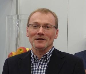 Michael Marwede, Projektleiter Servicestelle Kommunen in der Einen Welt bei der Engagement Global gGmbH.