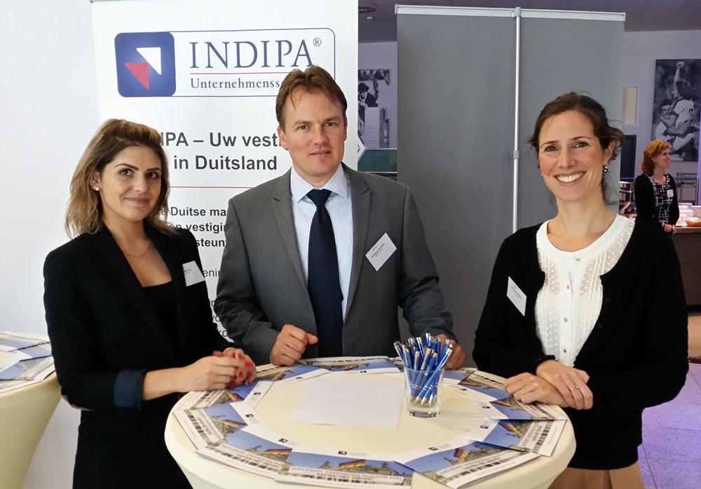 INDIPA D-NL Wirtschaftsforum 18.11.2015 AHA