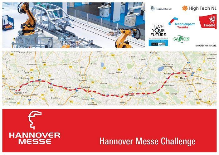 HannoverMesse website