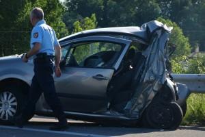 Nur durchschnittlich sieben Prozent aller Todesfälle ereignen sich auf Autobahnen.