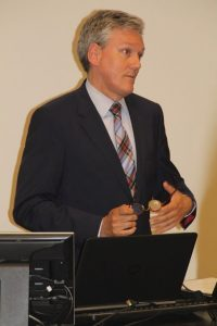 Antoin Scholten, burgemeester van Venlo