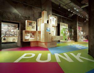 Tentoonstelling 'Rock und Pop im Pott. (c) Ruhr Museum; Foto Brigida González