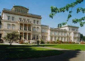 Villa Hügel. (c) Historisches Archiv Krupp, Essen